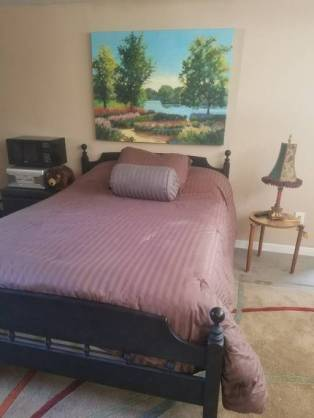 garage bed