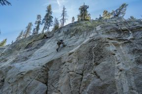 Horseshoe slabs mammoth lakes
