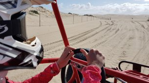 Califronia Adventures dune buggy Pismo beach
