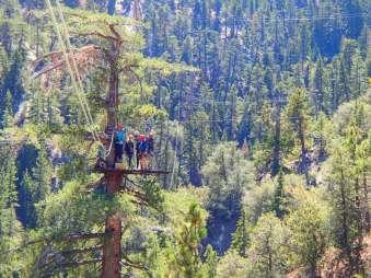 zipline california adventures