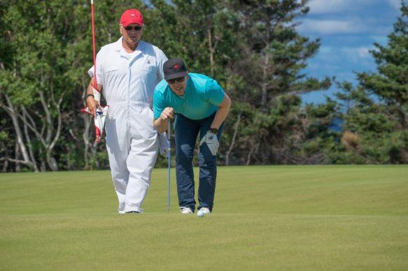 Cabot Cliffs Golf Course Caddie