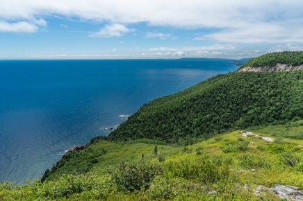 one day cabot trail itinerary