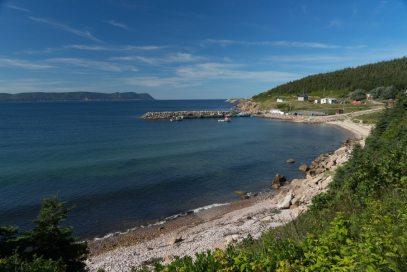 Cabot Trail White Point Harbor