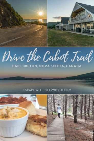 Drive the Cabot Trail in one day