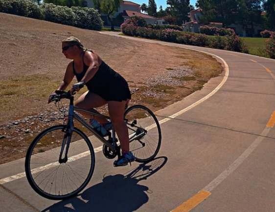 first time biking tour