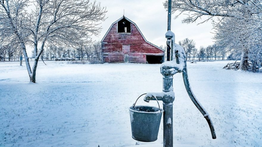 escape winter