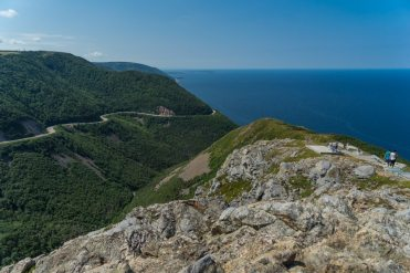 skyline hiking trail cape breton