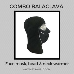 Alaska Packing List balaclava