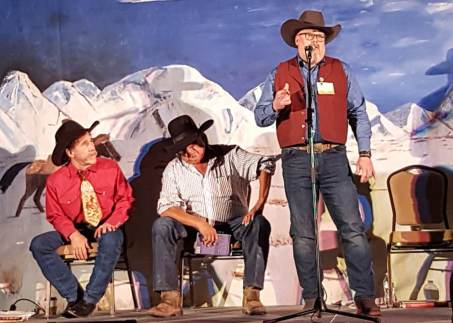 cowboy poetry gathering