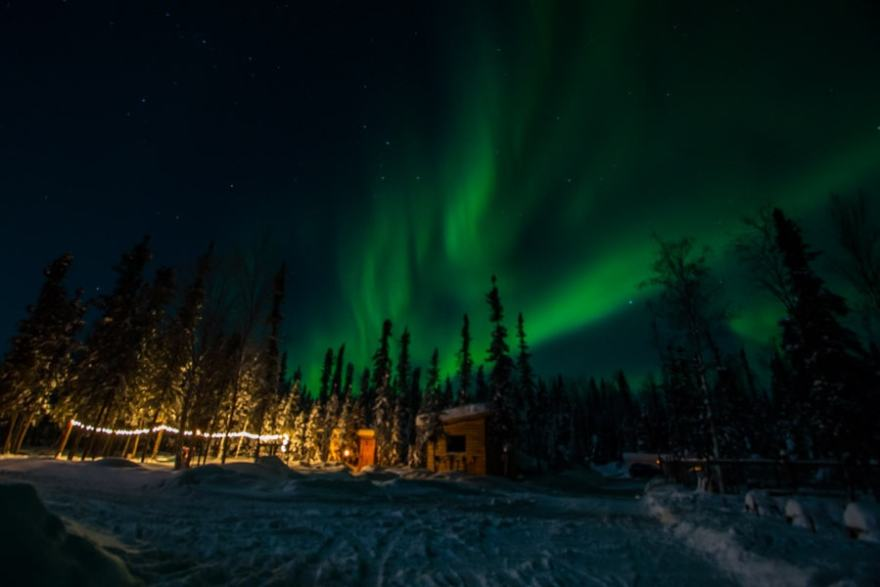 Northern lights tours fairbanks