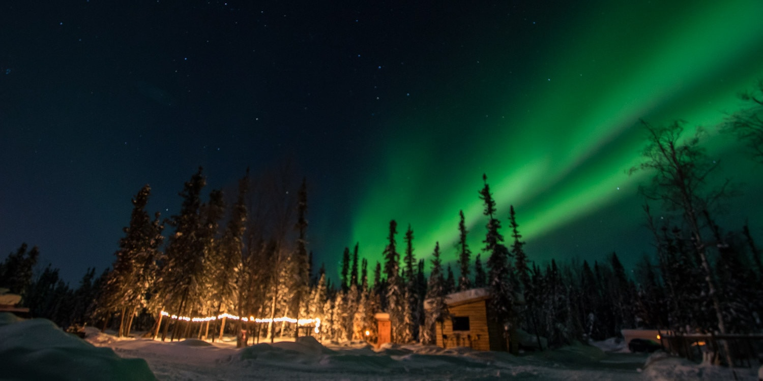 northern lights trip