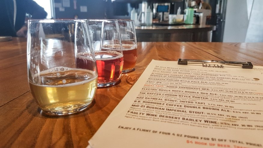 things to do in Denver beer