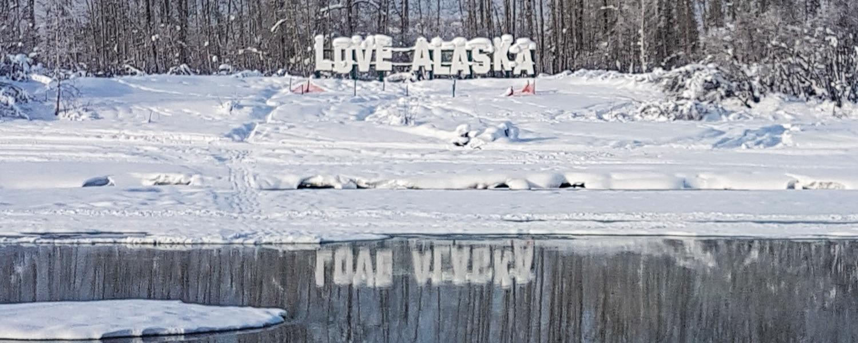 Fairbanks Alaska winter travel