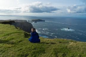 Ireland tour county mayo hiking