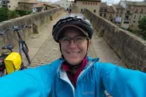First biking tour Basque Country