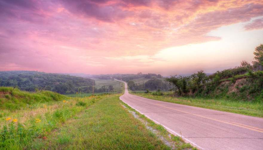 Midwest road trips Loess Scenic Byway
