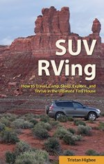 SUV Car Camping Book