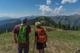 crested butte hiking