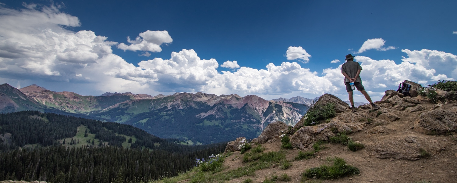 crested butte hiking colorado