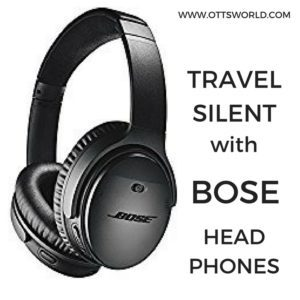 best travel gear headphones