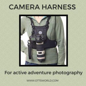 trekking photography gear