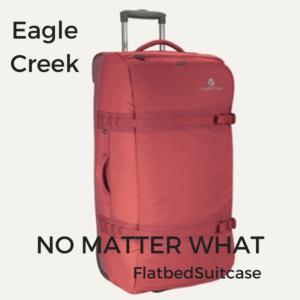 Travel gear suitcase