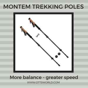 hiking gear montem poles