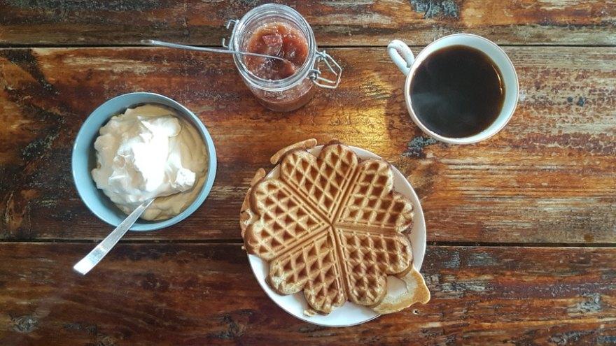 faroe islands nolsoy waffle