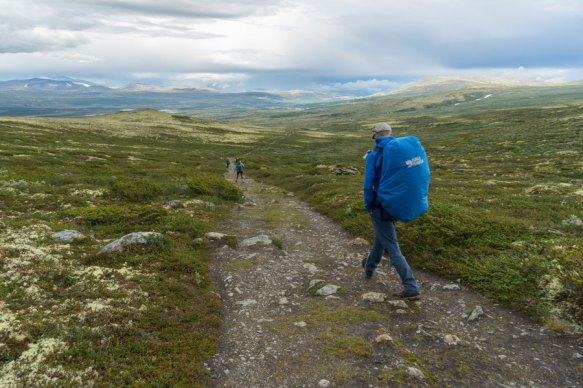Saint olav Ways thru hike