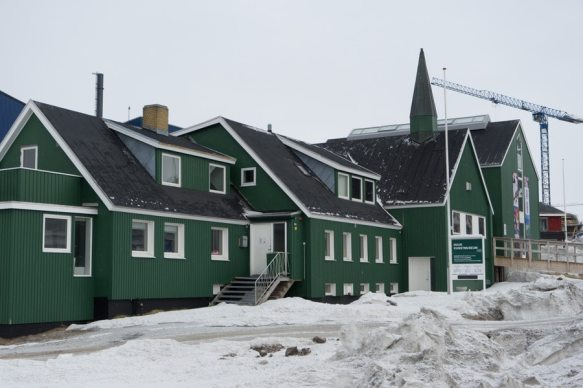 Nuuk Art gallery