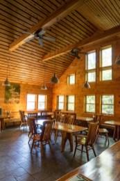 Poplar Hut Maine Huts and Trails hiking