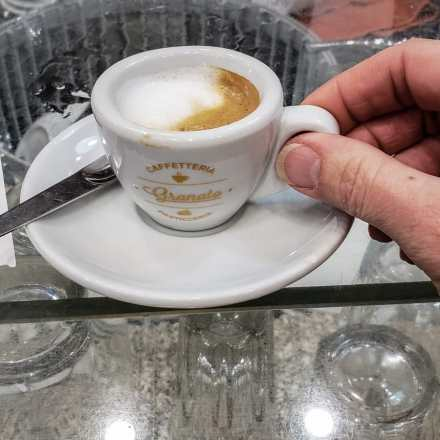 Food to eat in Naples, Italyitaly coffee bar
