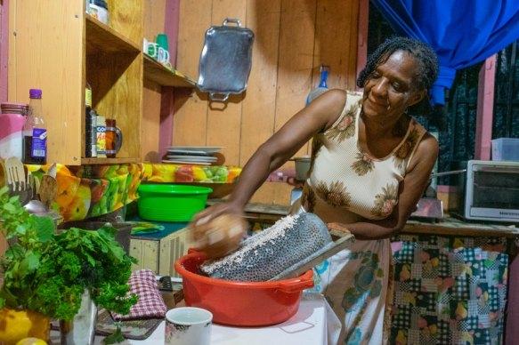 Costa Rica Puerto Viejo cooking class