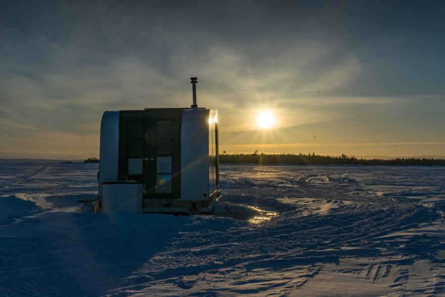igloft quebec winter lodging