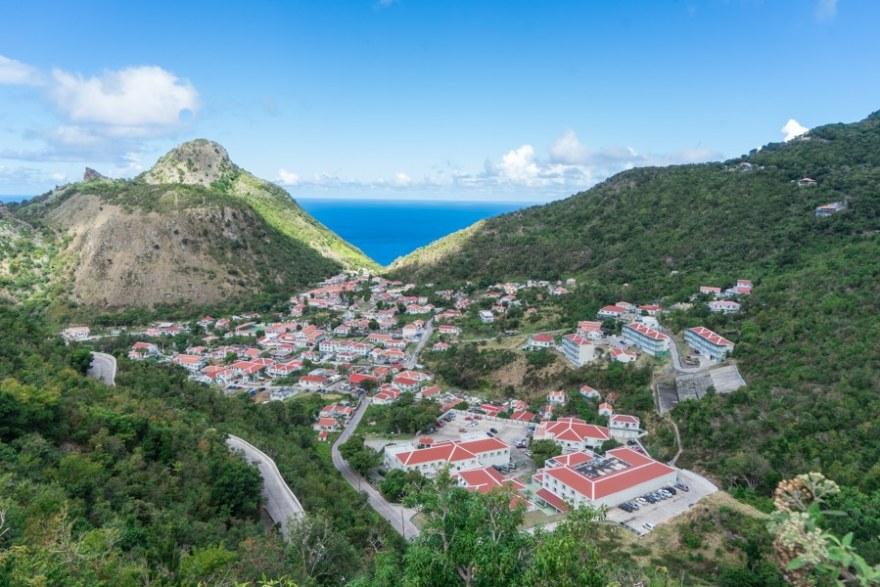The Bottom Saba