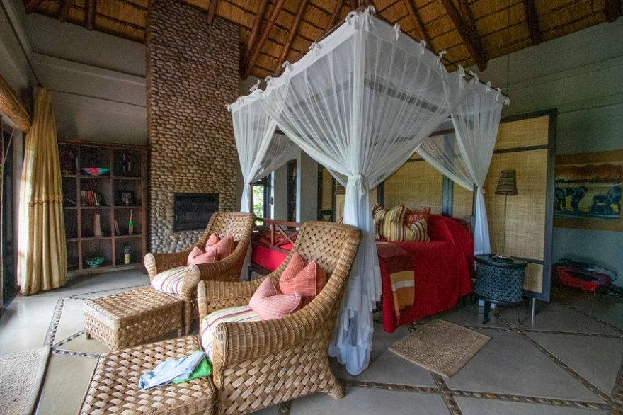 Thanda safari villa