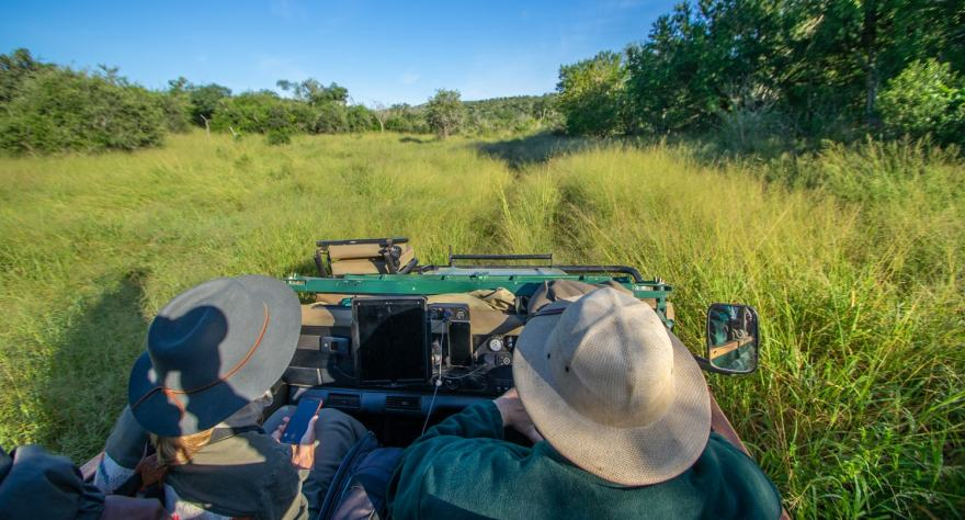 Thanda safari private game reserve