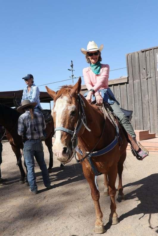 horse riding fear