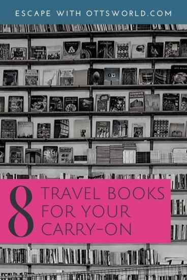 8 Travel Books