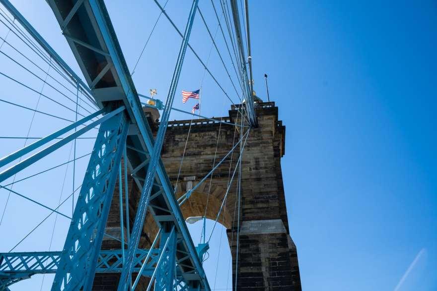 Cincinn at bridge