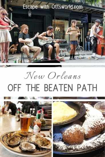 New Orleans Louisiana unusual things to do