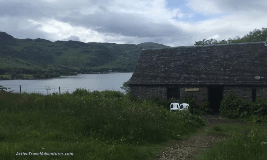bothy west highland way accomodations