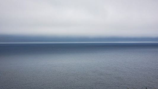 Ocean view from Cape Spear