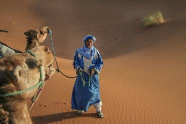 Mubarek berber guide