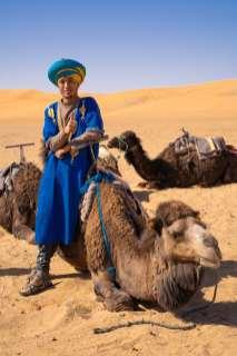 Aziz camel handler