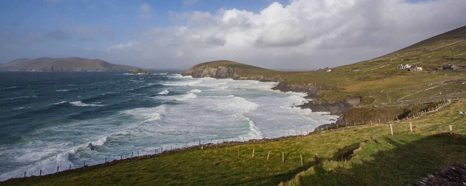 Wild Atlantic Way Driving Trip