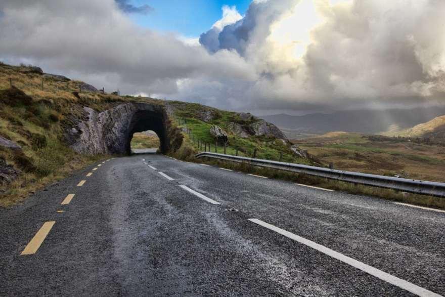 Wild Atlantic Way tunnel