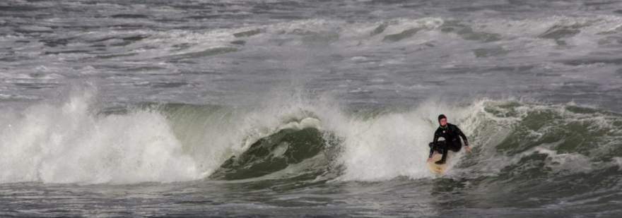 County Sligo surfing