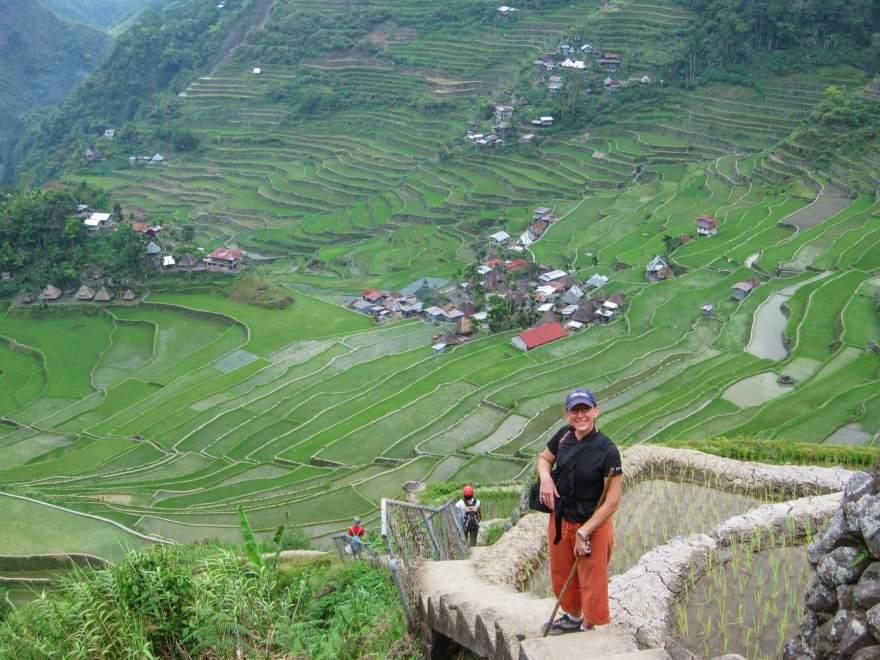 batad rice terraces hike