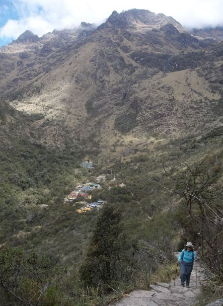 Randonnée Inca Trail